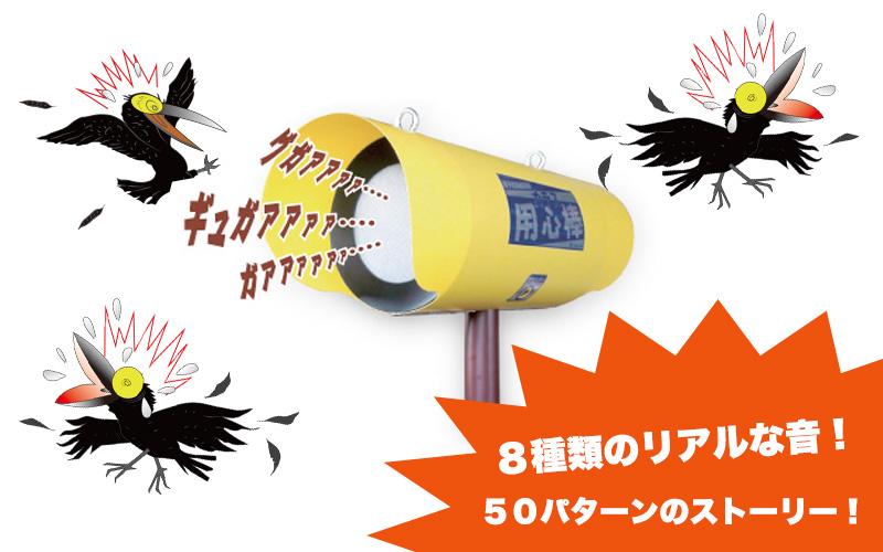 カラス用心棒 KRS-100
