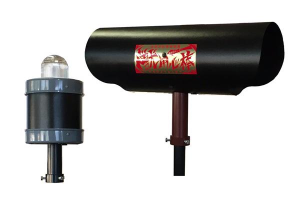 獣用心棒 ストロボタイプ KMN-3