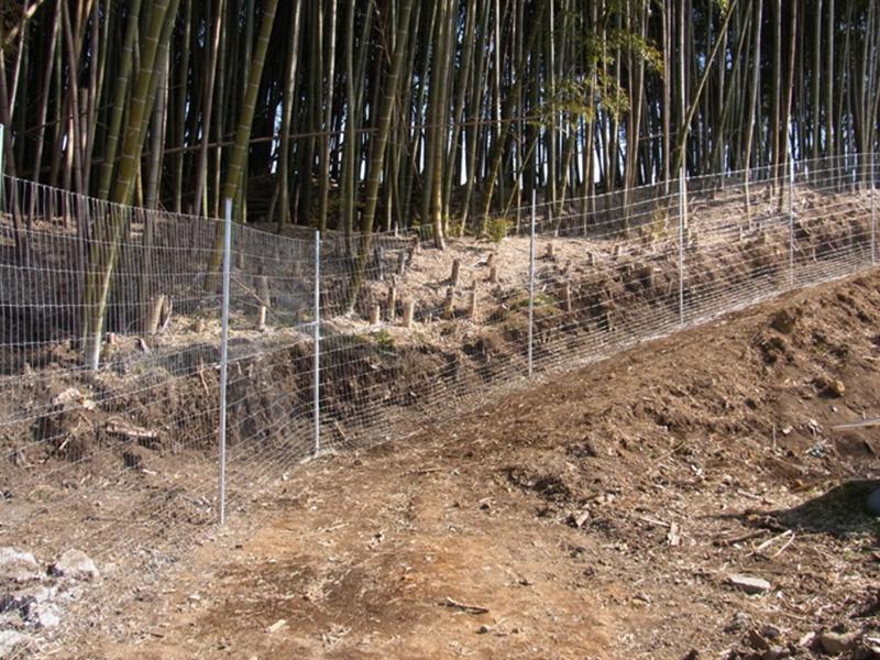 新型フィールドフェンス