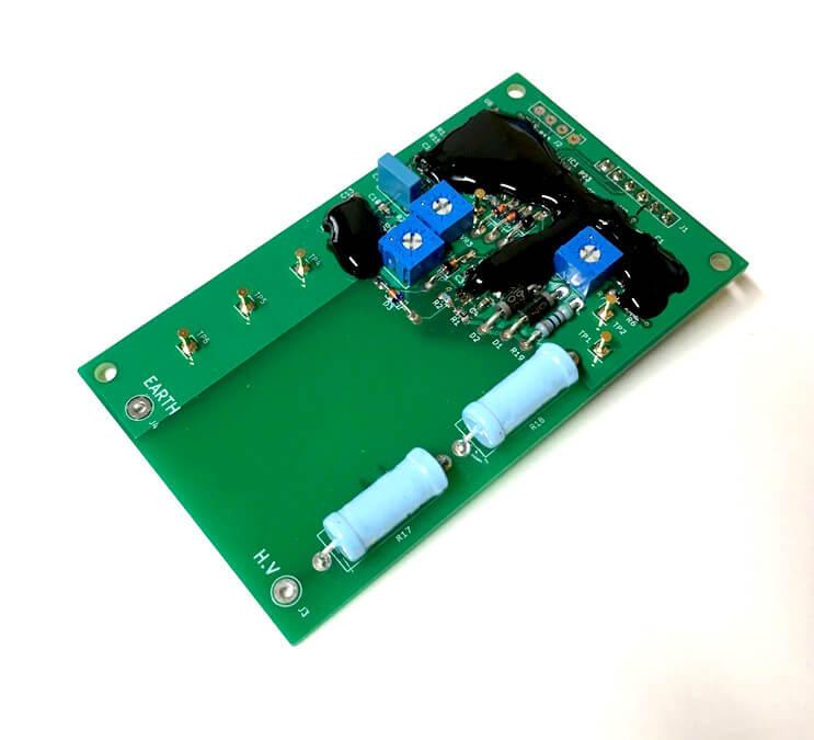 電気柵の電圧を測定するモジュール