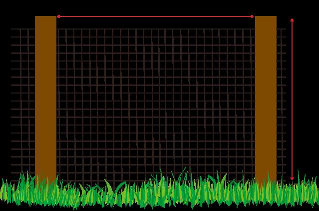 牛用フィールドフェンス